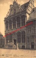 Stadhuis - Zoutleeuw - Zoutleeuw