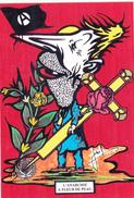 CPM  Pied Nickelé L' Anarchie A Fleur De Peau  Tirage Limité Illustrateur LARDIE / JIHEL - Lardie