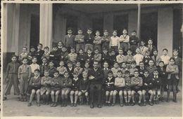 Photo Instituttion Ste Marie -TUNIS- Février 1947 Classe élèves Et Instituteur 1947 Faire Offre - Sonstige