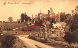 Château D'Eulenburg - Moresnet - Blieberg