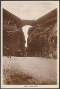 Main Pass, Aden, C.1920s - Benghiat RP Postcard - Yemen