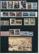1993 Jugoslavia , Tutte Serie Complete Nuove (**) - Jugoslavia