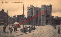 Le Château Des Comtes - 1913 - Gent - Gent