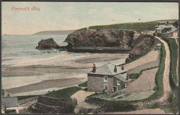 Portreath Bay, Cornwall, 1918 - Valentine's Postcard - England