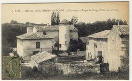 MOUTHIERS SUR BOEME  -  Le Logis De Forge  -  Ed. JSD, N° 1505 Bis - Francia