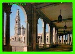 FATIMA, PORTUGAL - LA BASILIQUE ET LES COLONNADES - - Santarem