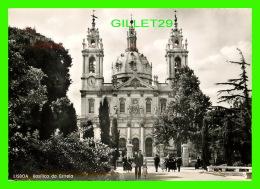 LISBOA, PORTUGAL - BASILICA DA ESTRELA - ANIMATED -  ES - - Lisboa
