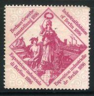 EXPOSITION/CONCOUR/MANIFESTATION . VIGNETTE  NEUVE  SANS  GOMME , A  VOIR . - Commemorative Labels