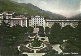 """134 - """" AOSTA - GIARDINI PUBBLICI """" - Aosta"""
