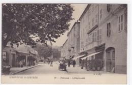 Ardèche - Privas - L'Esplanade - Privas