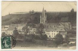MONTBENOIT  -  Vue D'ensemble  -  Ed. Planty, N° -- - Francia