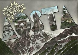 """136 - """" AOSTA  """" - Aosta"""