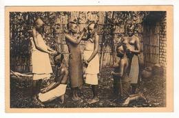 RWANDA - RUANDA - Salon De Coiffure. - Rwanda