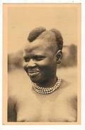 RWANDA - RUANDA - Tête De Jeune Fille. - Rwanda
