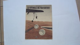 OPUSCOLO LIBRETTO PARACADUTISMO LA CITTADELLA DEI PARACADUTISTI ESERCITO ITALIANO - Books, Magazines, Comics