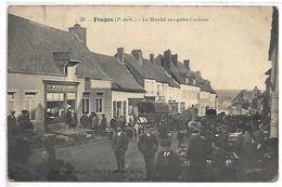 FRUGES - Le Marché Aux Petits Cochons - Fruges