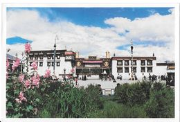 TIBET - The Jokhang Temple - Tibet