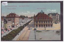 LA CHAUX DE FONDS - TRAMWAY - TB - NE Neuchâtel