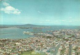 Auckland (New Zealand) Aerial View, Vue Aerienne, Veduta Aerea, Luftansicht - Nuova Zelanda