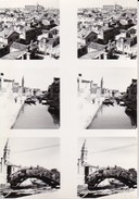 Fotos Venedig - Kanäle Etc. - Stereophoto - Ca. 1950 (31797) - Photos Stéréoscopiques