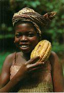 Nigeria, Western State, Cocoa Pod - Nigeria