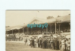 B - 80 - AMIENS  - CARTE PHOTO De Hippodrome  Avant 1903 - Hippisme  - Hippique - Cheval - Amiens