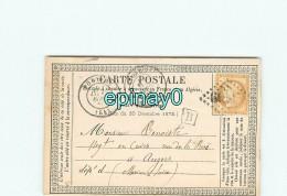 B - 56 - PONTIVY - PREMIERE CARTE POSTALE Envoyée En 1975 Par Le Commerçant LEROY Tannerie - Pontivy