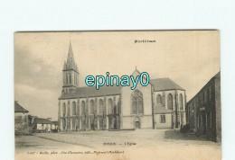 B - 56 - MOHON - L'église - VENTE à PRIX FIXE - France