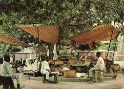Lagos (Nigeria) Lagos State, Handicraft Traders, Vendeurs D'artisanat - Nigeria