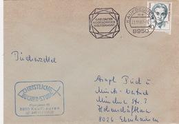 Bücherzettel Von Kaufbeuren (br1999) - [7] Repubblica Federale