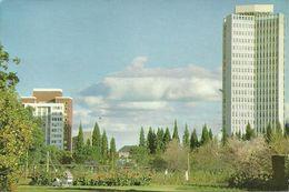 Salisbury (Rhodesia, Zimbabwe) Gardens And Modern Buildings - Zimbabwe