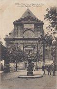 METZ -Bibliothèque Et Musée De La Ville - Metz
