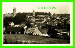 ALLENTSTEIG, AUSTRIA - NIEDERDONAU -  TRAVEL IN 1942 - - Zwettl