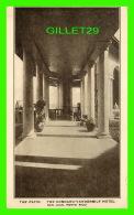 SAN JUAN, PORTO RICO - THE PATIO, THE CONDADO-VANDERBILT HOTEL - - Puerto Rico