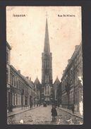 Izegem / Iseghem - Rue St.-Hilaire - Geanimeerd - Uitgave Nonckel, Izegem - Izegem
