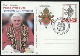 Croatia Zagreb 2011 / Visit Of Holy Father Pope Benedict XVI - Papi