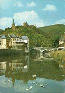 Vianden (Luxembourg) Le Pont De L'Our Et Le Chateau - Vianden