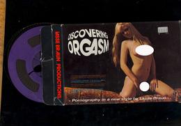 Vintage 1978 Climax Film Cinéma Super 8 X Sexe Adulte Porno Lasse Braun Porn S8 Adult Orgasm Movie Sex Bobine 55m Spool - Other Collections