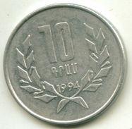 ARMENIA 10  Dram  1994 - Armenia