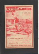 """Revue Jardinage Et Horticulture  """"L'Ami Des Jardins"""" Février 1936 ( Pub Villefranche,Aimargues,Feyzin,etc.  69) - Jardinage"""