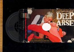 Vintage 1977 Film Cinéma Super 8 X Sexe Adulte Ass Anal Porno Lasse Braun Porn S8 Adult Movie Sex Bobine 55m Spool - Other Collections