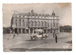 64 - BAYONNE . Attelage Basque Sur La Place Du Théâtre - Réf. N°6349 - - Bayonne