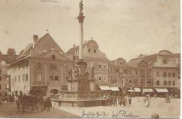 1900 - CESKY KRUMLOV, Gute Zustand, 2 Scan - Tchéquie