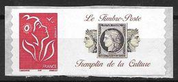 France 2005 Timbre Adhésif Neuf** Avec Vignette N° 3802A Cote 9 Euros - Francia
