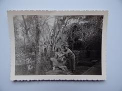 SAÏGON Hô-Chi-Minh-Ville Viêt-Nam 1 Photo Du ?/04/1956 Militaire Soldat Armée Guerre Indochine Régiment Infanterie - Places