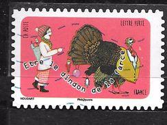 FRANCE Adhésif Oblit 1319 DINDON DE LA FARCE - Adhesive Stamps