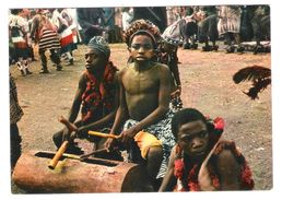 Cameroun - Cameroon - Province Bafoussam - Drummer - Nice Congo Stamp - Kamerun