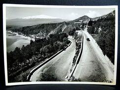 (FG.A12) TAORMINA - PANORAMA, TORNANTI (MESSINA) - Messina