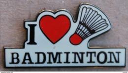 I LOVE BADMINTON - VOLANT  -   (19) - Badminton