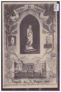 GENEVE - CHAPELLE DES PAQUIS 1905 - VENTE DE CHARITE - TB - GE Genève